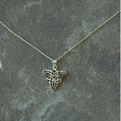 Eternal Celtic Knot Pendant small