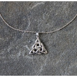 Celtic Eternal Love Knot Pendant