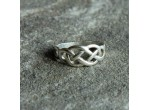 Celtic Eternity Knot Ring A